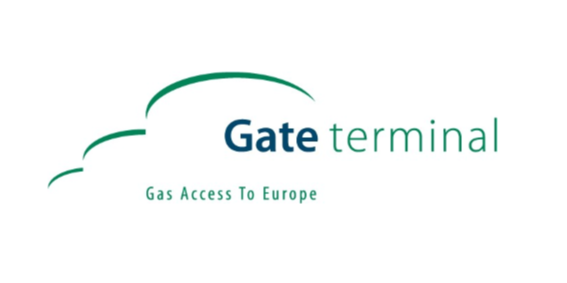 A Signs and Safety - Logo Gate terminal