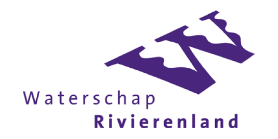 A Signs and Safety - Logo Waterschap Rivierenland