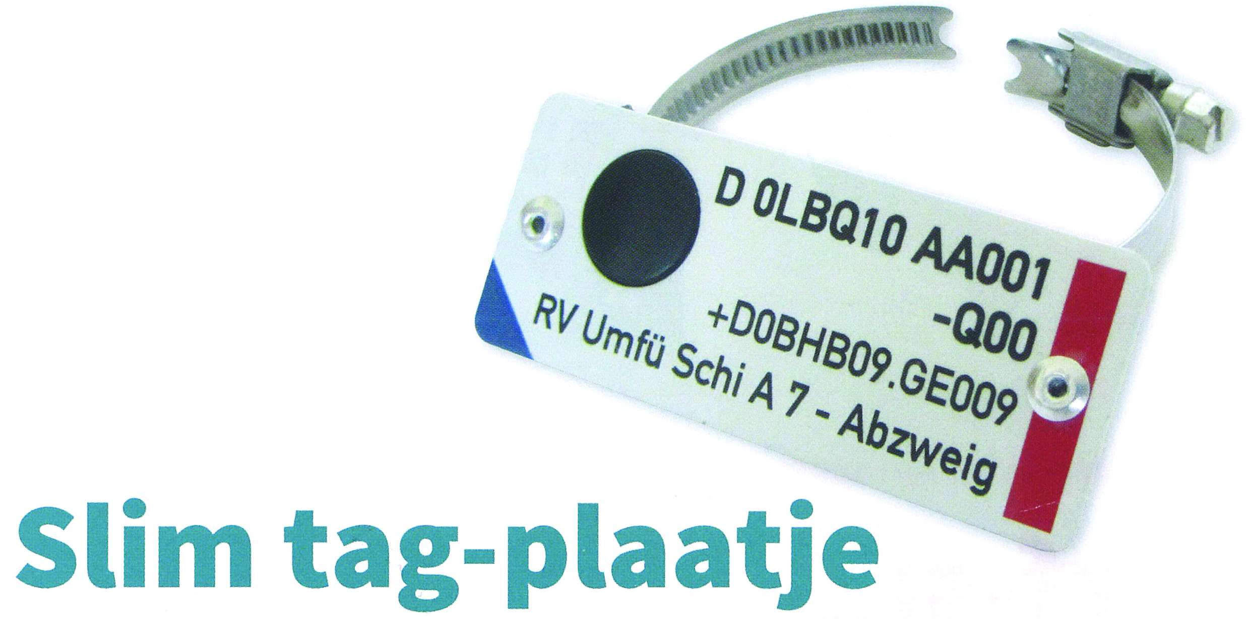 A Signs and Safety - Slim tag-plaatje